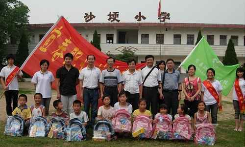宜春职业技术学院来樟树开展暑期三下乡活动
